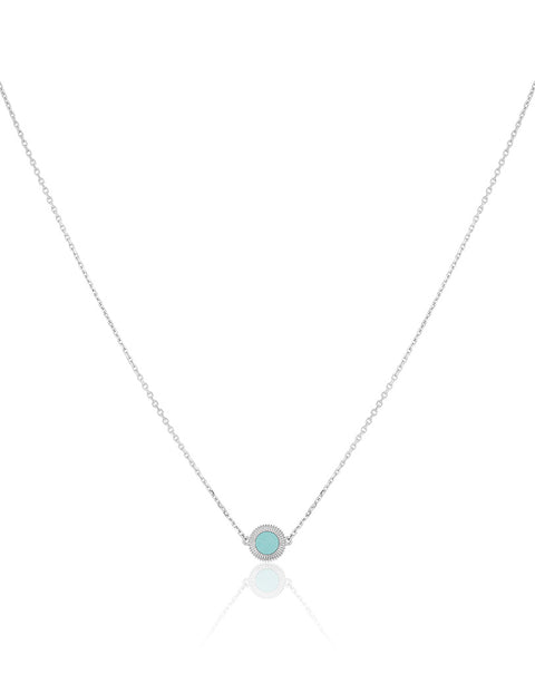 Winder of Love Mini Pendant (Turquoise)