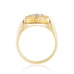 Winder of Love Ring (Yellow)