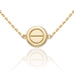 The Eri 5-Screw Necklace