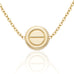 The Eri Small Pendant Necklace