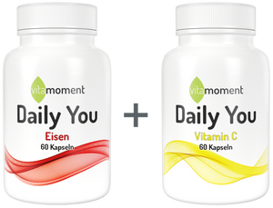 Daily You Eisen-Plus-Paket