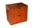 WOOD 2 DRAWER LATERAL FILE