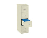 Alera 4 Drawer Metal Filing Cabinet