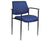 Square Back Diamond Stacking Chair w/ Arms
