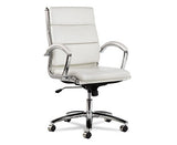 Alera Neratoli Mid-Back Slim Profile Executive Chair