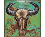 Steer Skull Artwork