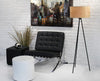 Belleview Floor Lamp - New Life Office