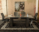 Industrial Conference Table - New Life Office
