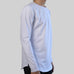 SCOOPED LONG SLEEVE (WHITE)