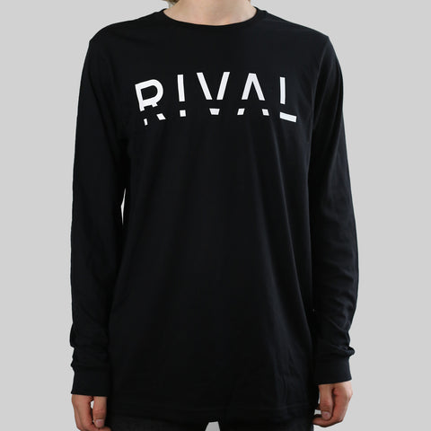 RIVAL LONG SLEEVE (BLACK)