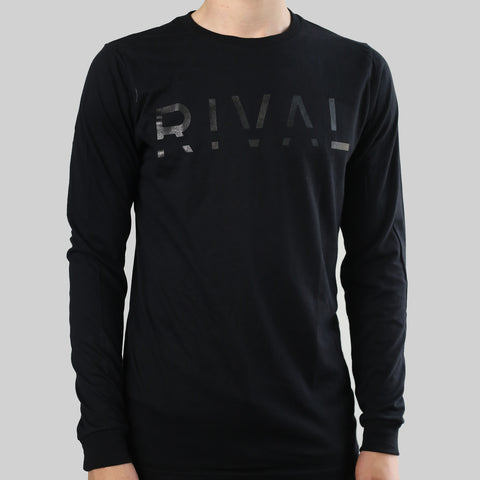 STEALTH RIVAL LONG SLEEVE (BLACK)