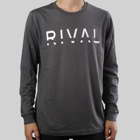 RIVAL LONG SLEEVE (GREY)