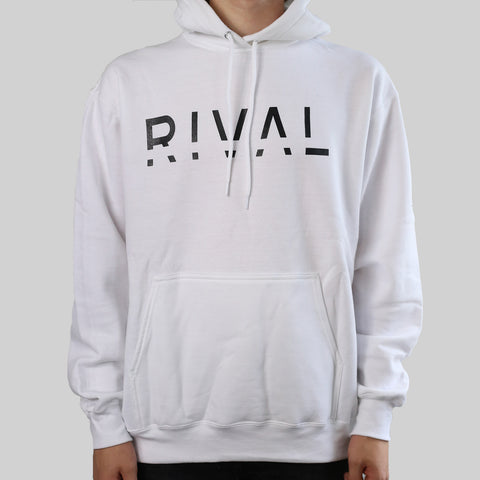 RIVAL HOODIE (WHITE)