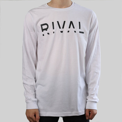 RIVAL LONG SLEEVE (WHITE)