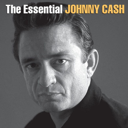 Johnny Cash -The Essential 2 LPs