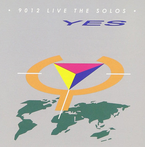Yes - 9012Live - The Solos 180 Gram Audiophile Vinyl