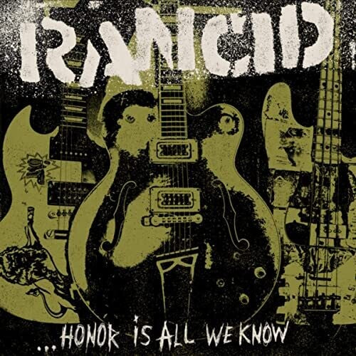 HONOR IS ALL WE KNOW (TRANS YELLOW)