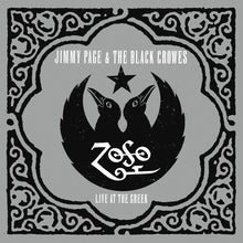 Jimmy Page & The Black Crowes Live At The Greek 20th Anniversary Audiophile Edition 180g 3LP