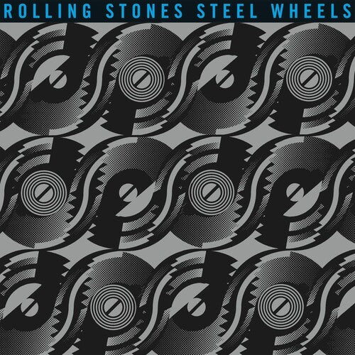 The Rolling Stones - Steel Wheels 180 Gram Half Speed Master Vinyl
