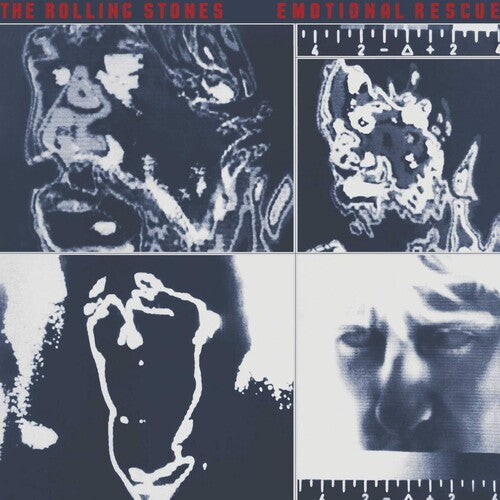 The Rolling Stones - Emotional Rescue 180 Gram Half Speed Master Vinyl