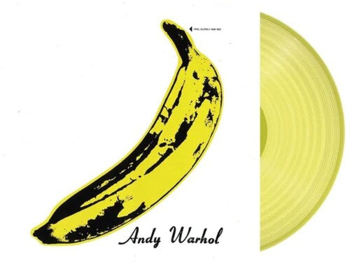 The Velvet Underground & Nico (Transparent Yellow Vinyl) [Import]