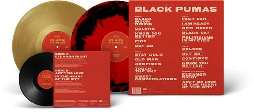 "Black Pumas - Deluxe Edition Bonus Tracks, With Bonus 7"", Deluxe Edition, Colored Vinyl"