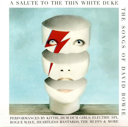 SALUTE TO THE THIN WHITE DUKE - SONGS OF BOWIE