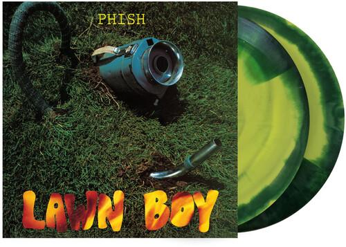 LAWN BOY (OLFACTORY HUES VERSION)