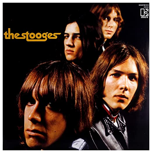 The Stooges -The Stooges (The Detroit Edition) 2LPs