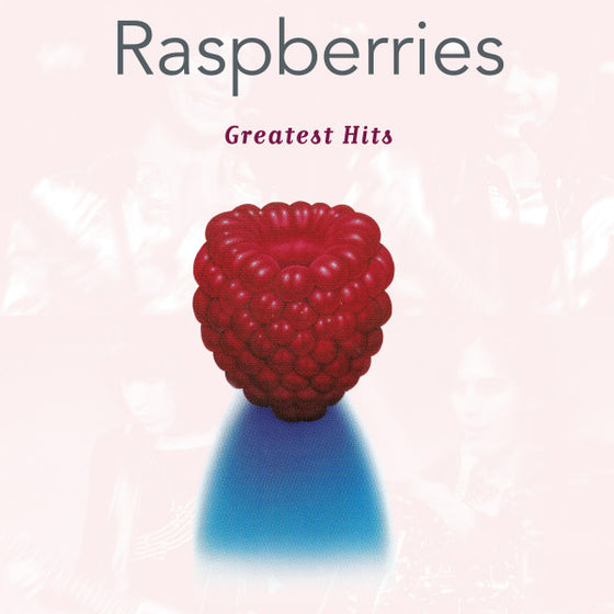 Raspberries -Raspberries Greatest Hits - 180 Gram Raspberry Vinyl