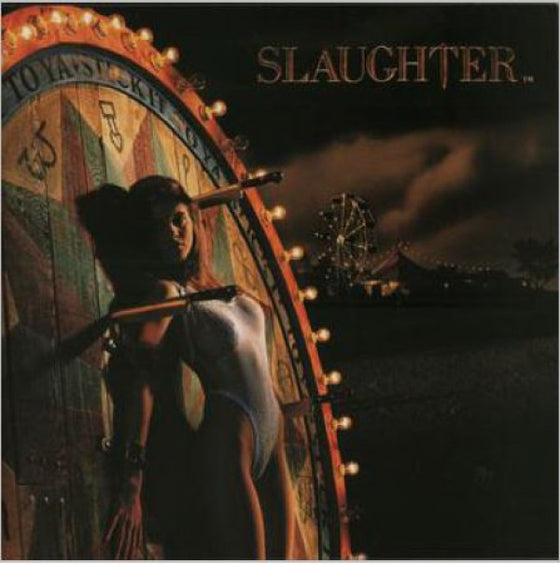 Slaughter - Stick It To Ya - Gold Vinyl
