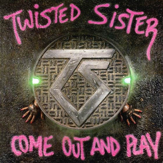 Twisted Sister - Come Out And Play (180 Gram Translucent Gold Audiophile Vinyl/35th Anniversary/Bonus Track/Gatefold Cover)