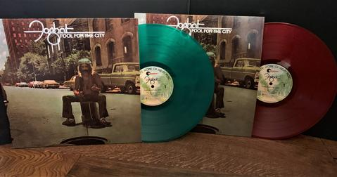 Foghat -Fool For The City 180 Gram Emerald Green Vinyl