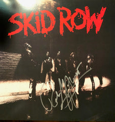 Skid Row (180 Gram Translucent Red Vinyl/Limited 30th Anniversary Edition - Autographed)