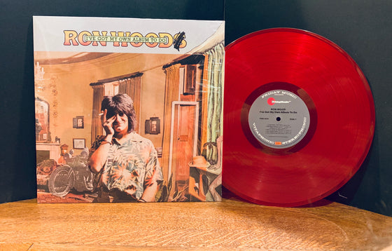 Ron Wood - I've Got My Own Album To Do - Red Vinyl