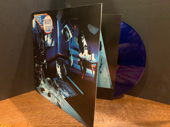 The Moody Blues -The Other Side Of Life - Blue Vinyl