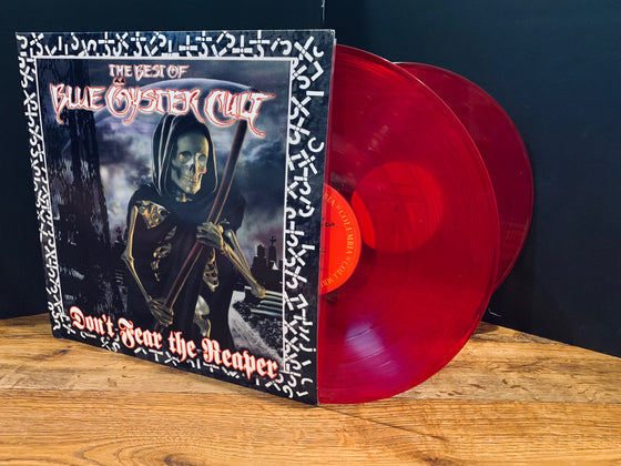 Blue Oyster Cult The Best Of Blue Oyster Cult - Don't Fear The Reaper -180 Gram Translucent Red Audiophile Vinyl