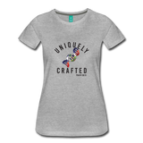 Uniquely Crafted Women's Premium T-Shirt - HAITI - Everything Psalms