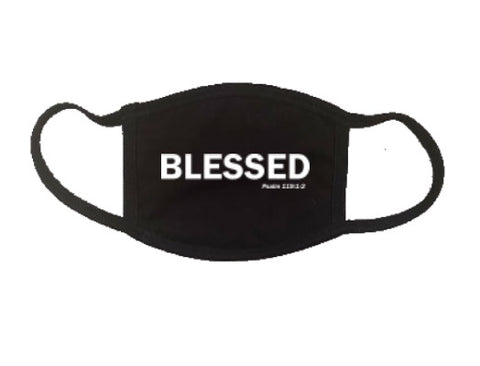 Blessed ECO Adult Face Mask