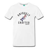 Uniquely Crafted Men's Premium T-Shirt - PUERTO RICO - Everything Psalms