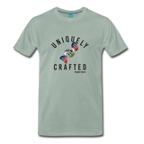 Uniquely Crafted Men's Premium T-Shirt - HAITI - Everything Psalms