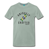 Uniquely Crafted Men's Premium T-Shirt - BRAZIL - Everything Psalms