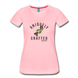 Uniquely Crafted Women's Premium T-Shirt - JAMAICA - Everything Psalms