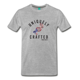 Uniquely Crafted Men's Premium T-Shirt - USA - Everything Psalms