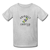 Uniquely Crafted Kids' T-Shirt - BRAZIL - Everything Psalms