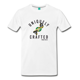 Uniquely Crafted Men's Premium T-Shirt - JAMAICA - Everything Psalms