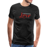 Unfailing Love - charcoal gray