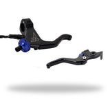 FZ/MT Easier Pull Clutch Lever +Brake Lever Combo | 1FNGR Lever - 1FNGR, LLC