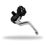 Easier Pull Clutch + Brake Lever Combo | OEM Look - Dyna/Softail - 1FNGR