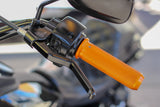 Easier Pull Clutch + Brake Lever Combo| Chrome - 2014+ Sportster - 1FNGR